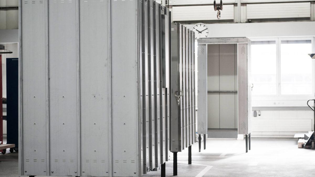 Wir statten jedes Gebäude mit dem passenden Aufzug aus