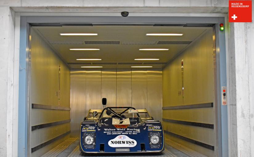 Lift AG: Welche Vorteile bringt der Autoaufzug mit sich?